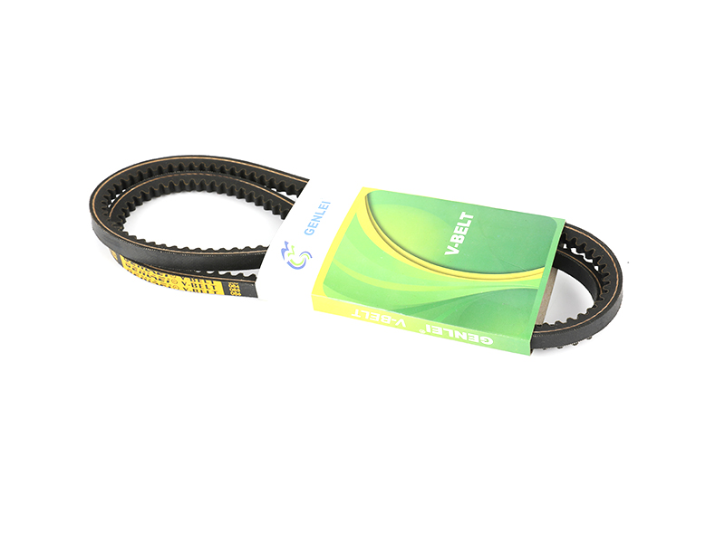 Raw Edge Cogged V-Belt